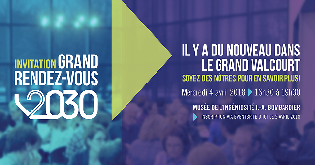 Grand Rendez-Vous 2018 : inscription